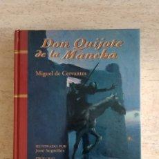 Libros de segunda mano: DON QUIJOTE DE LA MANCHA. BBVA. Lote 214145260