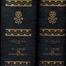 Livres d'occasion: EL CONDE DE MONTECRISTO. Lote 214255443