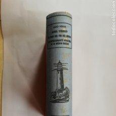 Libros de segunda mano: 4 NOVELAS DE JULIO VERNE (**) - 1957 - ED. M. ARIMANY - PJRB. Lote 214344966