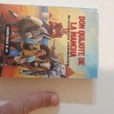 Libros de segunda mano: G-28 LIBRO DON QUIJOTE DE LA MANCHA MIGUEL DE CERVANTES EDITORES S.A.. Lote 214512856