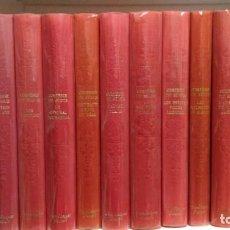 Libros de segunda mano: COMTESSE DE SEGUR - COLECCIÓN 10 VOLÚMENES EDICIÓN COLECCIONISTA 1964 EDITOR JEAN-JACQUES PAUVERT. Lote 215511540