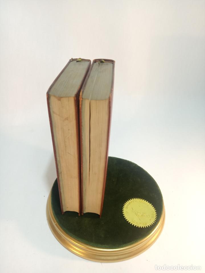Libros de segunda mano: La guerra y la paz. Leon Tolstoi. 2 tomos. Editorial Vergara. Barcelona. 1963. - Foto 7 - 217020657
