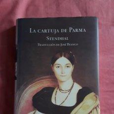 Libros de segunda mano: LA CARTUJA DE PARMA, DE STENDHAL. GRANDES CLÁSICOS MONDADORI, 2007. MAGNÍFICO ESTADO. Lote 217614531