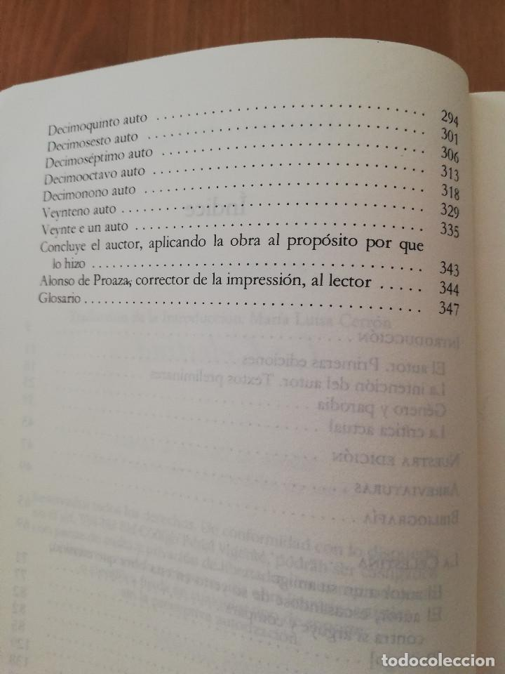 Libros de segunda mano: LA CELESTINA (FERNANDO DE ROJAS) EDICIÓN DE DOROTHY S. SEVERIN - Foto 4 - 217702322
