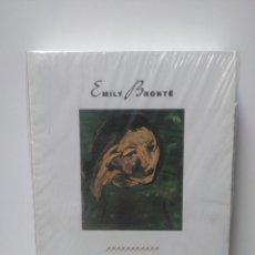 Libros de segunda mano: CIMS BORRASCOSOS. EMILY BRONTE. ( PRECINTADO).. Lote 217818120