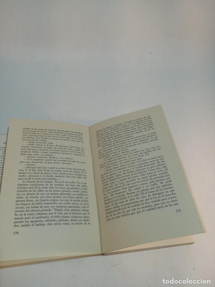 Libros de segunda mano: Cambio de piel. Carlos Fuentes. Posible dedicatoria del autor. Seix Barral. Primera edición. 1974. - Foto 3 - 217896810
