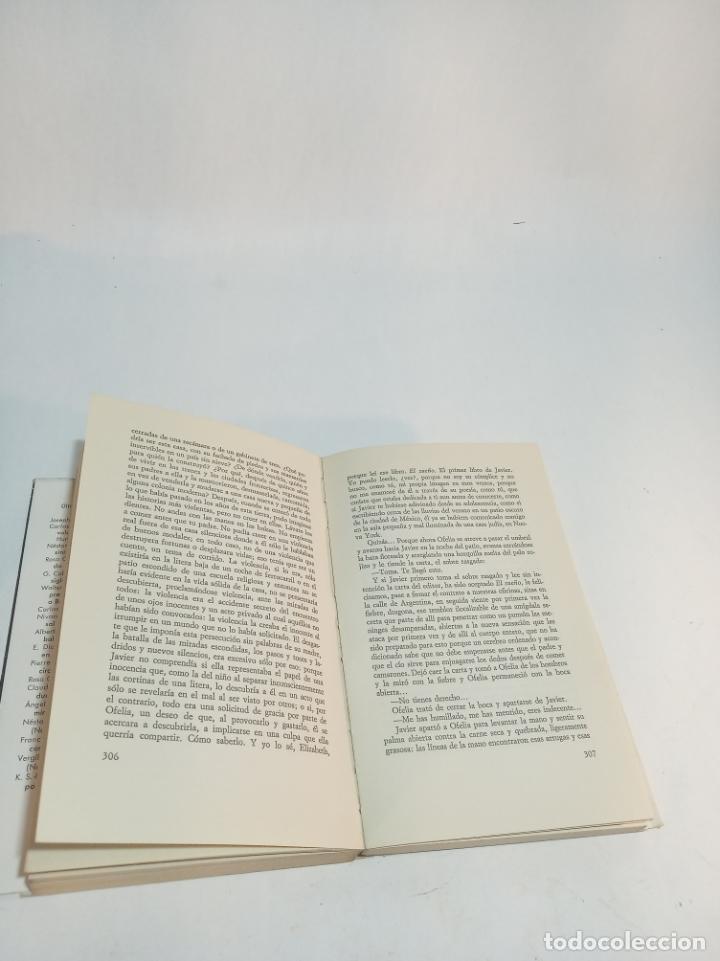 Libros de segunda mano: Cambio de piel. Carlos Fuentes. Posible dedicatoria del autor. Seix Barral. Primera edición. 1974. - Foto 4 - 217896810