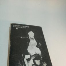 Libros de segunda mano: CAMBIO DE PIEL. CARLOS FUENTES. POSIBLE DEDICATORIA DEL AUTOR. SEIX BARRAL. PRIMERA EDICIÓN. 1974.. Lote 217896810