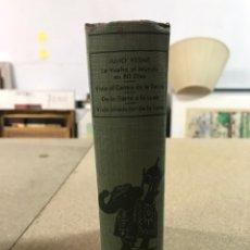 Libros de segunda mano: CLÁSICOS DE JULIO VERNE AÑO 1956. Lote 218078133