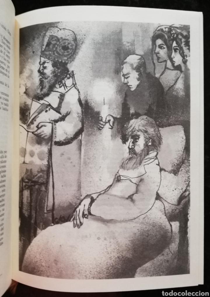 Libros de segunda mano: GUERRA Y PAZ - 1971 - LEÓN TOLSTOI - ED. NAUTA - DOS VOLÚMENES CON ESTUCHE - ILUSTRADO - Foto 4 - 218544497