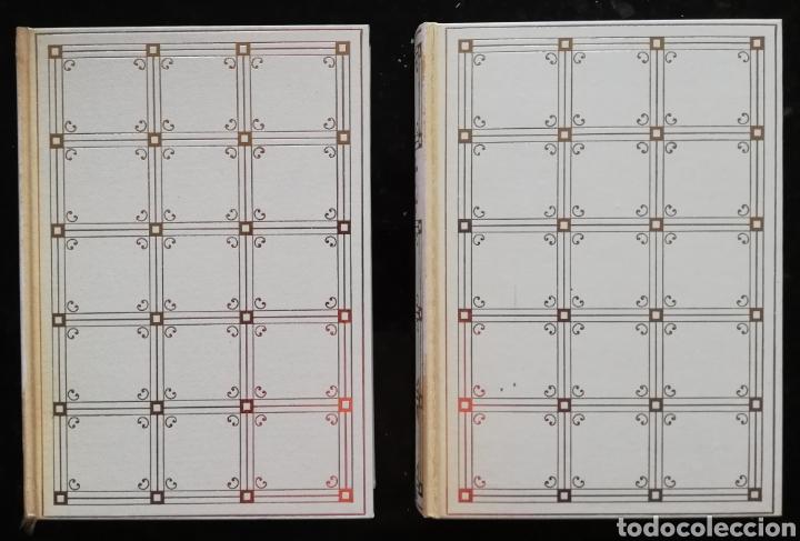 Libros de segunda mano: GUERRA Y PAZ - 1971 - LEÓN TOLSTOI - ED. NAUTA - DOS VOLÚMENES CON ESTUCHE - ILUSTRADO - Foto 8 - 218544497