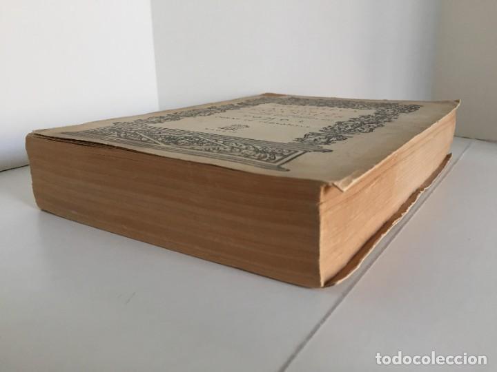 Libros de segunda mano: BIBLIOTECA DE AUTORES ESPAÑOLES. TOMO I. OBRA DE MIGUEL DE CERVANTES SAAVEDRA. ED. ATLAS. 1943. - Foto 4 - 218570238