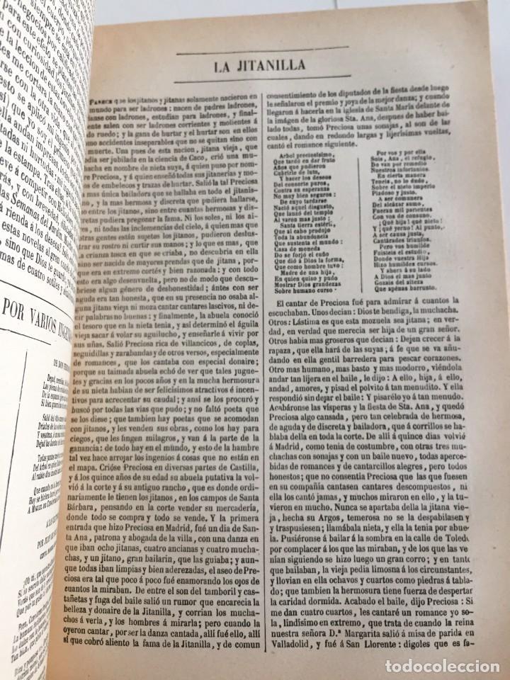 Libros de segunda mano: BIBLIOTECA DE AUTORES ESPAÑOLES. TOMO I. OBRA DE MIGUEL DE CERVANTES SAAVEDRA. ED. ATLAS. 1943. - Foto 13 - 218570238
