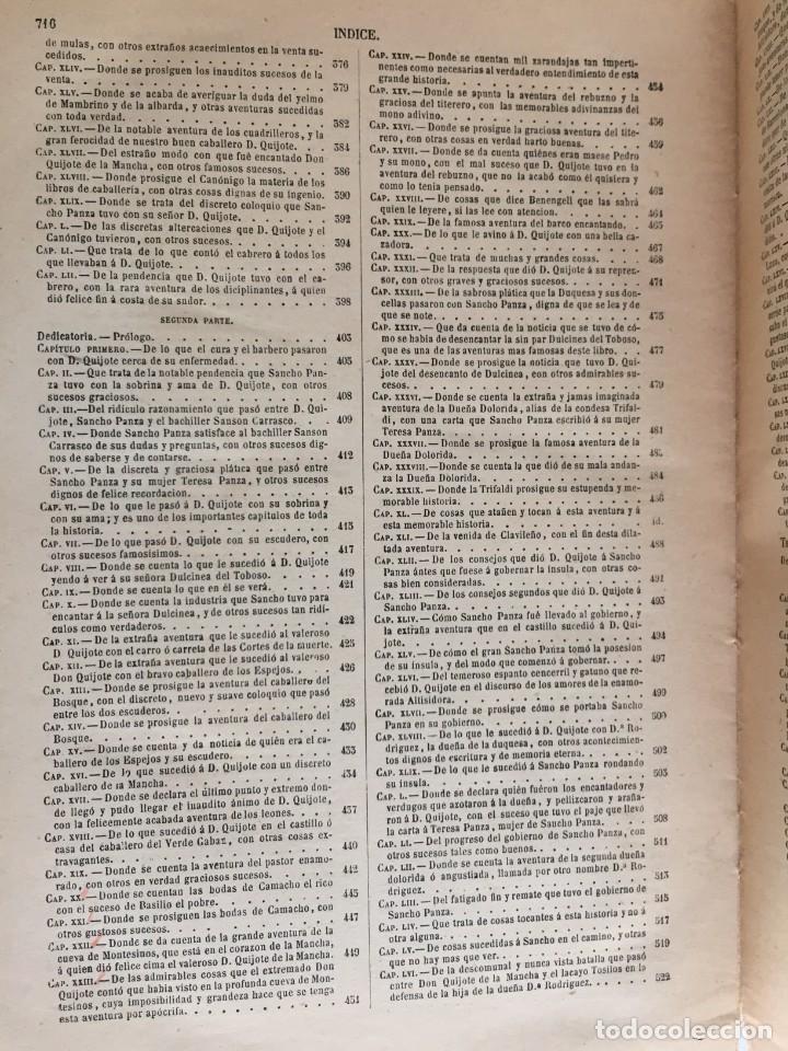 Libros de segunda mano: BIBLIOTECA DE AUTORES ESPAÑOLES. TOMO I. OBRA DE MIGUEL DE CERVANTES SAAVEDRA. ED. ATLAS. 1943. - Foto 15 - 218570238