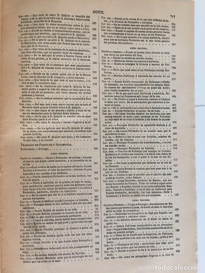 Libros de segunda mano: BIBLIOTECA DE AUTORES ESPAÑOLES. TOMO I. OBRA DE MIGUEL DE CERVANTES SAAVEDRA. ED. ATLAS. 1943. - Foto 16 - 218570238