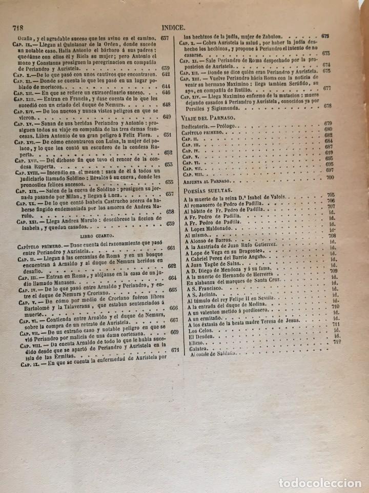 Libros de segunda mano: BIBLIOTECA DE AUTORES ESPAÑOLES. TOMO I. OBRA DE MIGUEL DE CERVANTES SAAVEDRA. ED. ATLAS. 1943. - Foto 17 - 218570238