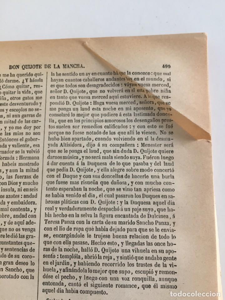 Libros de segunda mano: BIBLIOTECA DE AUTORES ESPAÑOLES. TOMO I. OBRA DE MIGUEL DE CERVANTES SAAVEDRA. ED. ATLAS. 1943. - Foto 18 - 218570238