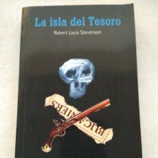 Libros de segunda mano: LA ISLA DEL.TESORO/ROBERT LOUIS STEVENSON. Lote 218850123