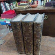 Libros de segunda mano: LOS MISERABLES - 1869. Lote 218992662