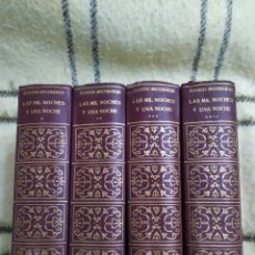 Libros de segunda mano: 1956. EL LIBRO DE LAS MIL NOCHES Y UNA NOCHE.. Lote 219471262