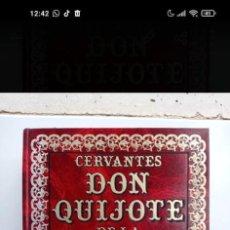 Libros de segunda mano: DON QUIJOTE DE LA MANCHA. Lote 219907650