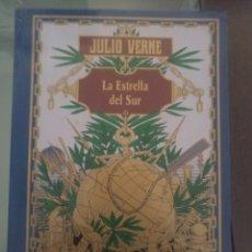 Libros de segunda mano: LA ESTRELLA DEL SUR. JULIO VERNE. Lote 220652638