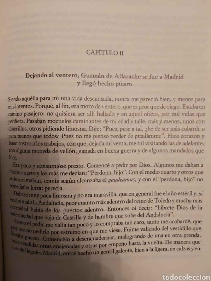 Libros de segunda mano: NOVELA PICARESCA ESPAÑOLA. ed 1982 - Foto 5 - 220693997