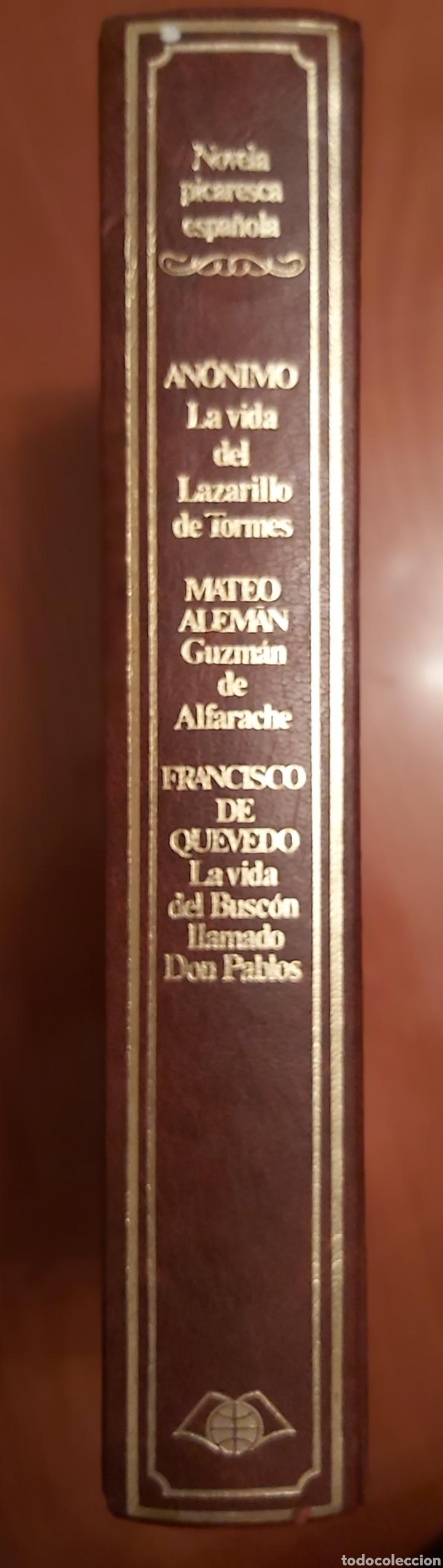 NOVELA PICARESCA ESPAÑOLA. ED 1982 (Libros de Segunda Mano (posteriores a 1936) - Literatura - Narrativa - Clásicos)