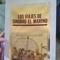 Livros em segunda mão: LOS VIAJES DE SIMBAD EL MARINO.. Lote 221456348