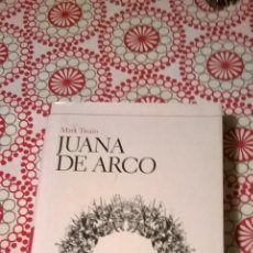 Libros de segunda mano: JUANA DE ARCO. BIBLIOTHECA HOMOLEGENS. NUEVO.. Lote 221482025