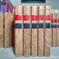 Libros de segunda mano: TIRANTE EL BLANCO - JOAN DE GALBA - MARTÍN DE RIQUER - CLÁSICOS CASTELLANOS, 188/192 - ESPASA, 1974. Lote 221524046
