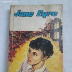 Libros de segunda mano: JANE EYRE - CARLOTA BRONTË - EDITORIAL SOPENA, 1972. Lote 221649923