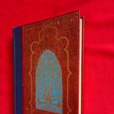 Libros de segunda mano: WASHINGTON IRVING LEYENDAS DE LA ALHAMBRA ENCUADERNACIÓN DE LUJO. Lote 221884511