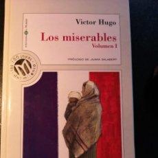 Libros de segunda mano: LOS MISERABLES - VOLUMEN I * COLECCIÓN MILLENIUM* AUTOR: VICTOR HUGO. Lote 222008235
