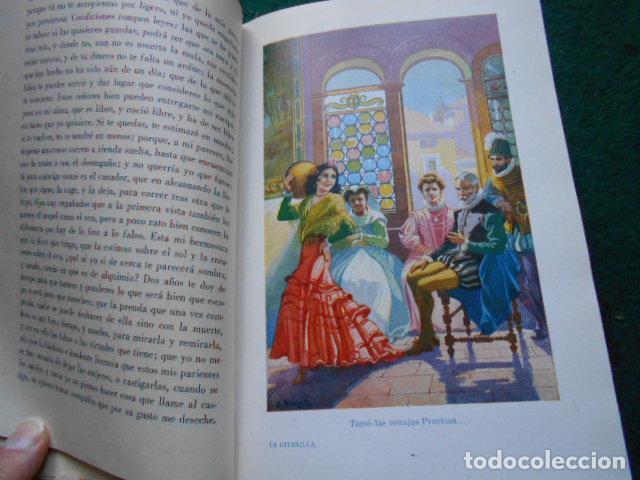 Libros de segunda mano: NOVELAS EJEMPLARES CERVANTES - Foto 5 - 222013392