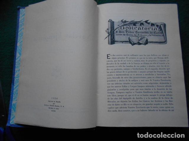 Libros de segunda mano: NOVELAS EJEMPLARES CERVANTES - Foto 6 - 222013392