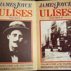 Libros de segunda mano: JAMES JOYCE - ULISES. Lote 222027878