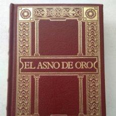 Libros de segunda mano: EL ASNO DE ORO/APULEYO. Lote 222032171