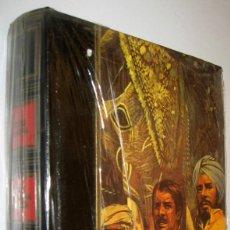 Libros de segunda mano: LA CIMITARRA DE BUDA - INCLUYE OTRA OBRA - EMILIO SALGARI - ILUSTRADO. Lote 222062563