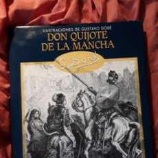 Libros de segunda mano: QUIJOTE (100 ILUSTRACIONES DE GUSTAVO DORÉ). PROMO LIBRO, 2003. MAGNÍFICO ESTADO. Lote 222142908