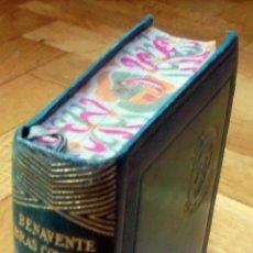Libros de segunda mano: OBRAS COMPLETAS. TOMO IX. JACINTO BENAVENTE. AGUILAR.1948.1ª ED.. Lote 222328901