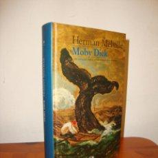 Libros de segunda mano: MOBY DICK - HERMAN MELVILLE - EDICIONS 62, MOLT BON ESTAT, TRAD. MARIA-ANTÒNIA OLIVER. Lote 222368268