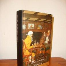 Libros de segunda mano: PICKWICK - CHARLES DICKENS - PROA, MOLT BON ESTAT, RAR. Lote 222370241