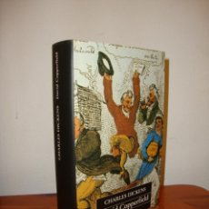 Libros de segunda mano: DAVID COPPERFIELD - CHARLES DICKENS - PROA, TRAD. DE JOSEP CARNER - MOLT BON ESTAT, RAR. Lote 222371288