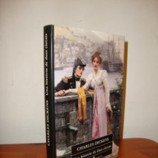 Libros de segunda mano: UNA HISTÒRIA DE DUES CIUTATS - CHARLES DICKENS - EDHASA, MOLT BON ESTAT. Lote 222372050