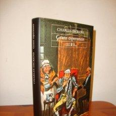 Libros de segunda mano: GRANS ESPERANCES - CHARLES DICKENS - PROA, TRAD. DE JOSEP CARNER - MOLT BON ESTAT, RAR. Lote 222373148