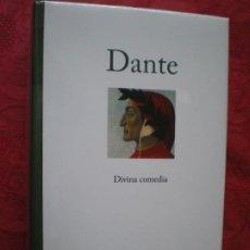Libros de segunda mano: DANTE. DIVINA COMEDIA. EL CONVITE. NUEVO. EDITORIAL GREDOS.. Lote 222476190