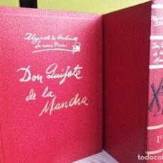 Libros de segunda mano: DON QUIJOTE DE LA MANCHA-MIGUEL DE CERVANTES SAAVEDRA- ED.GINER - GAOS, GOÑI Y AZORÍN. Lote 222856092