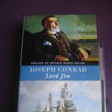 Livres d'occasion: LORD JIM - JOSEPH CONRAD - PUNTO DE LECTURA - ANTONIO MUÑOZ MOLINA. Lote 222880533