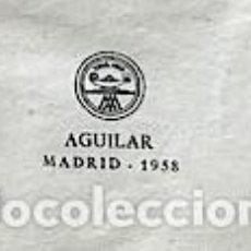 Libros de segunda mano: JARDIEL PONCELA, ENRIQUE. PARA LEER MIENTRAS SUBE EL ASCENSOR. COL. CRISOL, 238. (ED. 1958). Lote 222909658